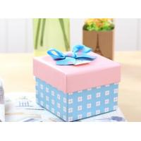 Best delicate and fancy gift box paper box packaging-Buy paper box packing new products,Paper board folding gift box with rib wholesale