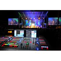 Quality Eachinled P4.8 Outdoor SMD Stage Music Rental Use Concert LED Screens wholesale