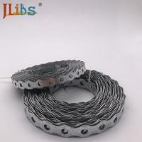 Quality Durable Pre - Drilled Metal Fixing Band Customized 12X0.8X10 M wholesale