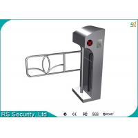 Quality RS Security Supermarket Swing Barrier, Swing Gate Turnstile Passages wholesale