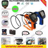 """Best Video Endoscope (3.5"""" Color TFT-LCD Monitor & Lens dia: 9.8/8.5/5.5mm) wholesale"""