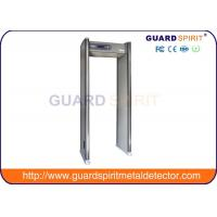 Best Airport Security Metal Detectors XYT2101S , Multi Zone Metal Detector wholesale