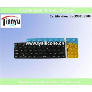 Best Hot OEM Silicone Keypad wholesale