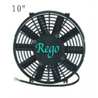 All Car Compatible Electric Engine Radiator Cooling Fans Low Power Consumption