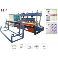 Quality Three Phase High Frequency Plastic Welding Machine 250×1900 MM Welding Area wholesale