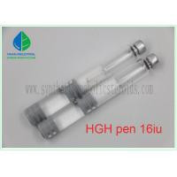 Quality White powder CAS 96827-07-5 Paypal hgh 16iu Water Base for Easier Injection wholesale