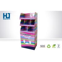 Quality Foldable Cardboard Pallet Full Color Display wholesale