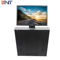 Quality 24 Inch black matt/silver Computer Monitor Pop Up Lift wholesale