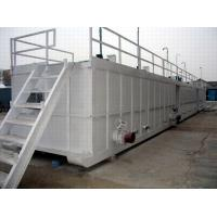 Drilling Mud recycling system Horizontal Storage Mud Tank drilling waste fluid management