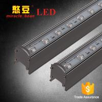 Buy cheap Building Lighting Waterproof 48led/m warm white 24V 12W led Linear light IP65 from wholesalers
