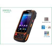 Quality 1D 2D Scanner mobile phone 16GB Military Spec Smartphone with LF 125KHz 134.2KHz wholesale