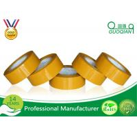 Quality Hot Melt Personalised OPP Packing Tape 48MM X 50M 43mic High Tensile Strength wholesale