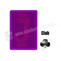 Quality Magic Props Copag Texas Hold Em Invisible Playing Cards Plastic For Gambling Cheat wholesale