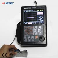 Quality High - speed Digital Ultrasonic Flaw Detector FD550 with Automated Gain 0dB - 130dB wholesale
