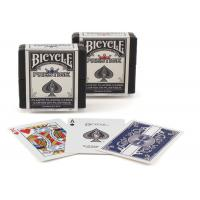 Quality Poker Cheat Bicycle Prestige Marked Cards 100% Plastic Invisible Poker Playing Cards wholesale