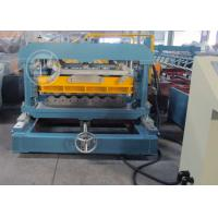Quality Anti Rust Roller Metrocopo Steel Roof Tile Roll Forming Machine with CE wholesale