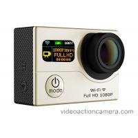 Quality Wifi Sj4000 Waterproof Action Camera Full Hd 1080p With 170 Degrees wholesale