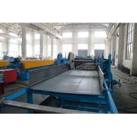 Buy cheap 1.5 - 2.0mm Thickness Slotted Cable Tray Making Machine With 20 Stations from wholesalers