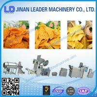 Quality Doritos Tortilla Corn Chips manufacturing machine wholesale