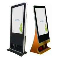 Quality Metro / Kiosk / Lobby LCD AD Player Display Screen 26 - 84 Inch for Advertising wholesale