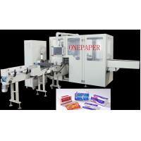 Best OPR90 Facial tissue wrapper  90pack/min,6servo motors wholesale