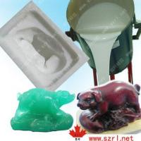 Siilcone Molding Rubber for Poly Resin Crafts