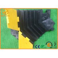 Best 5 Channel Cable Protector Ramp Guard Dog High Resist Compression Strong Rubber wholesale