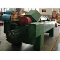 Quality Professional Horizontal Decanter Centrifuge For High Solid Separating Clarification wholesale