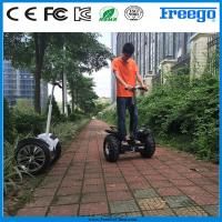 Best Adults Off Road 2 Wheel Self Balancing Scooter With Remote Control wholesale