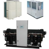 HWWL series water cooled screw water chiller