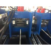 Best Cold Rolled Steel 11Kw Cable Tray Making Machine Servo Feeding 10 Meters / Min wholesale