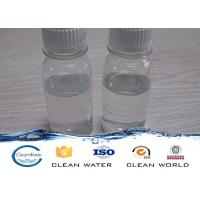Quality A/B Agent clear liquid with light blue Coagulant for paint fog Recirculating water flocculant Textile printer Flocculant wholesale