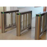 Quality High Security Supermarket Swing Gate Waterproof With Acrylic Gate wholesale