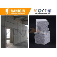 Quality 150mm thickness Sandwich Wall Panels fireproof test can reach 6 hours wholesale
