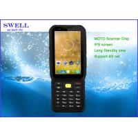 Quality OEM ODM Military Spec Scanner Rugged Nfc Dual Sim 4g Android 5.1 Phone With LTE WCDMA wholesale