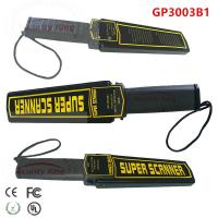 Best Rechargeable Security Handheld Portable Metal Detector Scanner XST - GP3003B1-04 wholesale