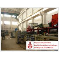 Light Weight EPS Wall Panel Fiber Cement Board Production Line High Automatization Degree