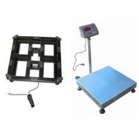 Quality Digital LED Mild Steel Bench Weighing Scale 300kg 600 Lb Industrial Platform Scales wholesale