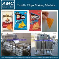 Quality Doritos Corn Chips Making Machine wholesale