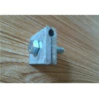 Quality Steel Power Line Fittings Suspension Guy Wire Clamp For Dead End Hardware wholesale
