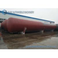Best ASME 200M3 overground horizontal type cylinder LPG storage tank wholesale