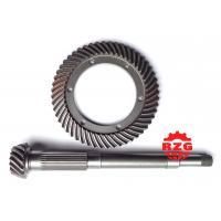 20CrMnTi Hypoid Crown Wheel And Pinion Ratio 15*52 suit for ISO / TS 16949