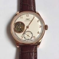 IWC TOURBILLON Power Reserve Automatic Rose Gold IW546302 Watch