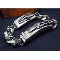 High Polish Couple Bracelet Stainless Steel Bracelets For Men'S Jewelry