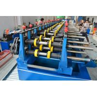 Best 1.5 - 2.0mm Galvanized Cable Tray Roll Forming Machine 5 Tons Hydraulic Decoiler wholesale
