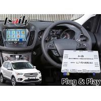Buy cheap Ford Escape / Fusion Android 6.0 Auto Interface Navigation for SYNC 3 System Built-in WIFI BT Mirrorlink GPS from wholesalers