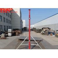 High Load Building Support Props , Scaffolding Prop Jack  For Vertical Shoring Reshores