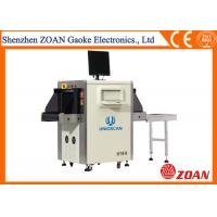 High Definition X Ray Scanning Machines At Airports Single Energy Type