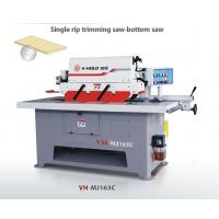 Automatic Single Rip Saw Machine Vertical Layout