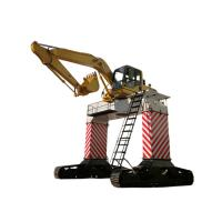 Buy cheap Material Handler Coal Unloading System Gate Type 9.6r / Min Swing Speed from wholesalers
